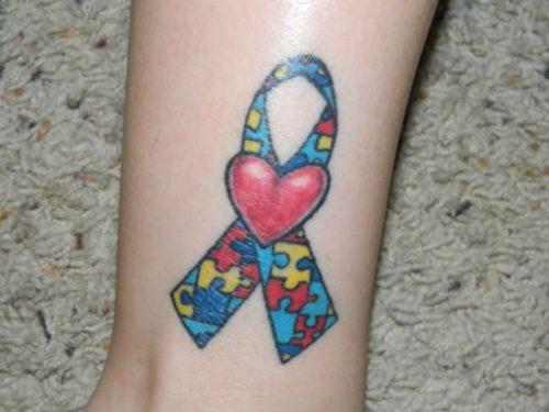 tatuajes de la cinta de cancer26