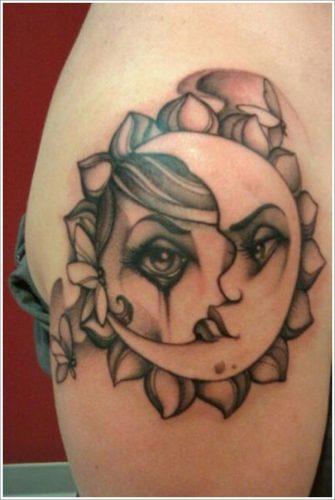 tatuajes de la luna25