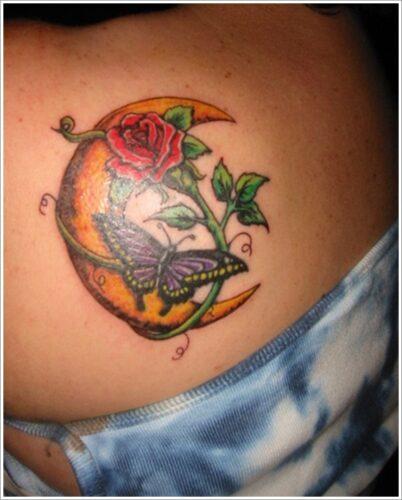 tatuajes de la luna4