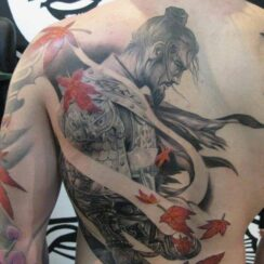 17 diseños de tatuajes de guerreros increíbles