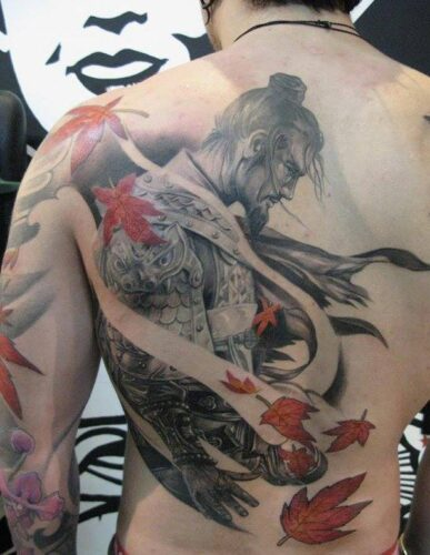 tatuajes de guerreros 27
