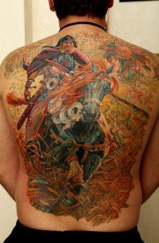 tatuajes de guerreros11