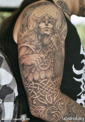 tatuajes de guerreros13