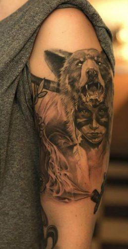 tatuajes de guerreros3