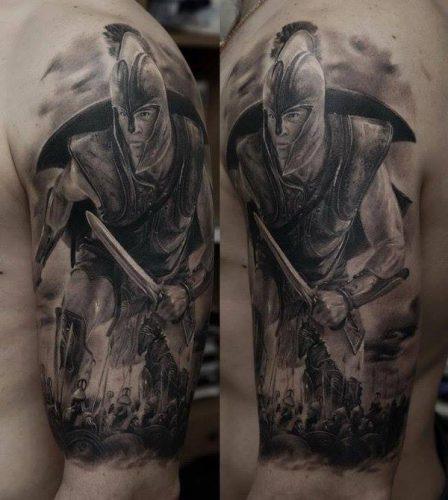 tatuajes de guerreros4