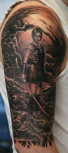 tatuajes de guerreros6