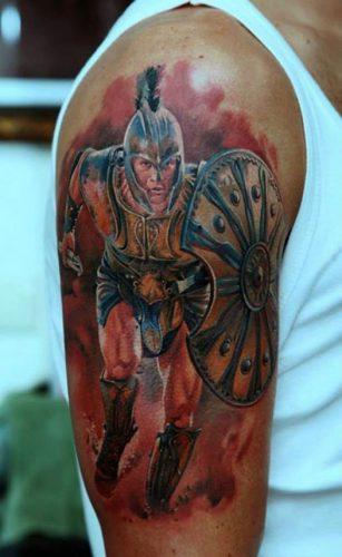 tatuajes de guerreros7