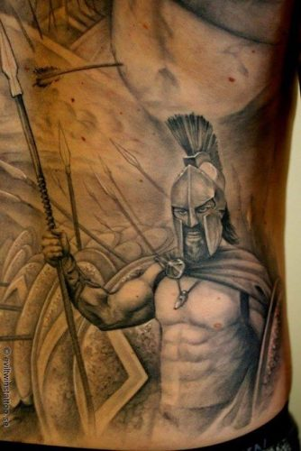 tatuajes de guerreros8