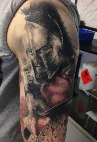 tatuajes de guerreros9