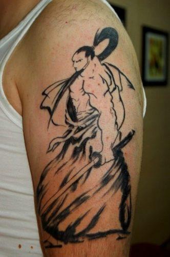 tatuajes de samurai10