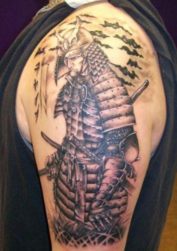 tatuajes de samurai12