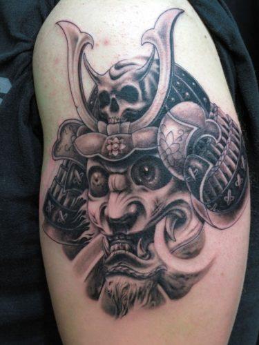 tatuajes de samurai16