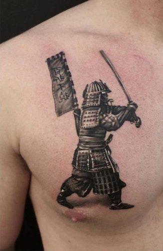 tatuajes de samurai2