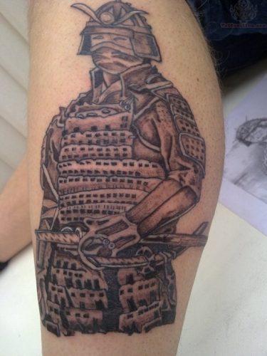 tatuajes de samurai21