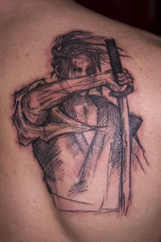 tatuajes de samurai22