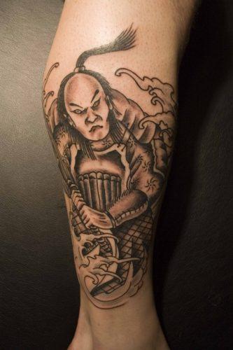 tatuajes de samurai3