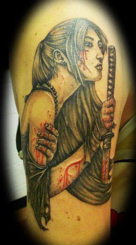tatuajes de samurai4