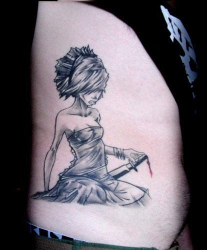 tatuajes de samurai5