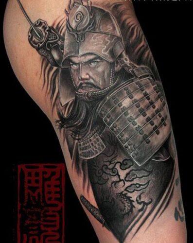 tatuajes de samurai6