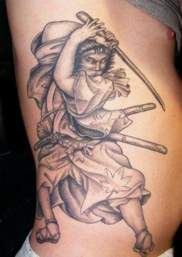 tatuajes de samurai9