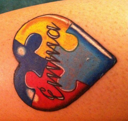tatuajes autismo30