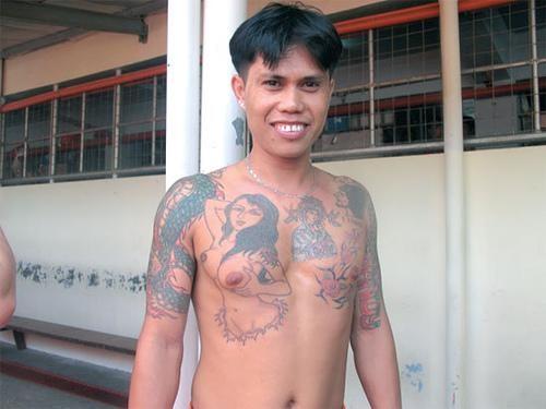 tatuajes de presos5