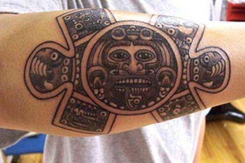 tatuajes aztecas1