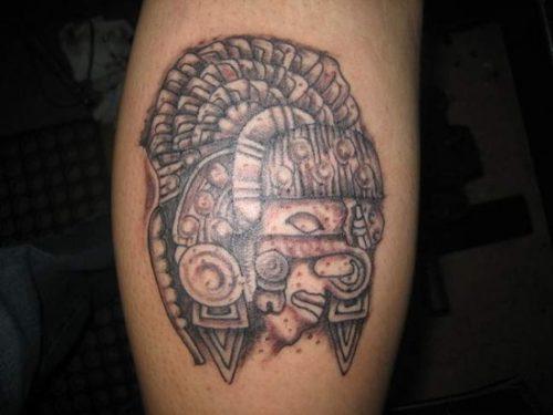 tatuajes aztecas12