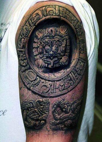 tatuajes aztecas16