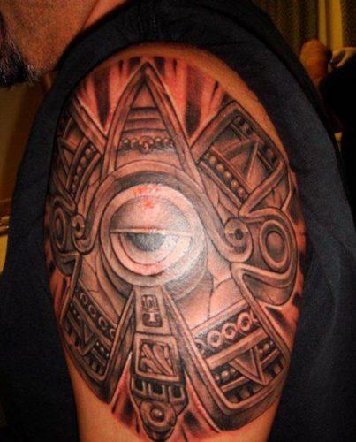 tatuajes aztecas17