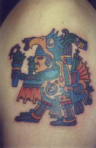 tatuajes aztecas18