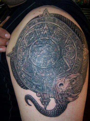 tatuajes aztecas21
