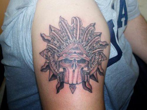 tatuajes aztecas25