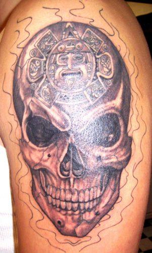 tatuajes aztecas27