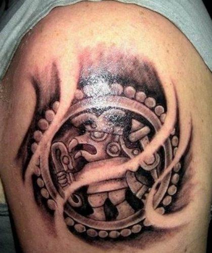 tatuajes aztecas28