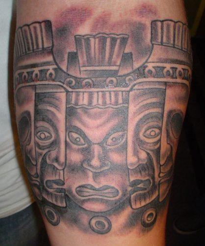 tatuajes aztecas3