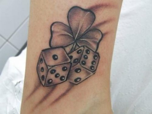 tatuajes de dados1