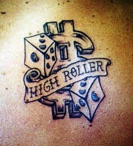 tatuajes de dados13