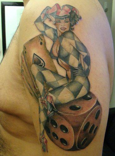 tatuajes de dados19