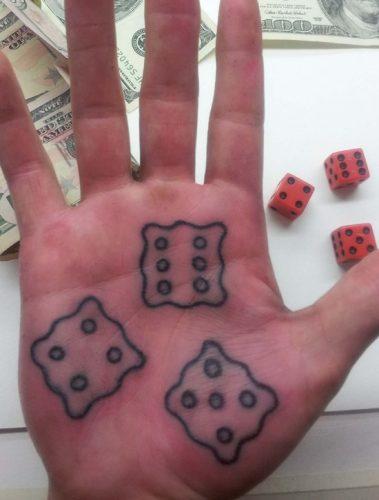 tatuajes de dados3