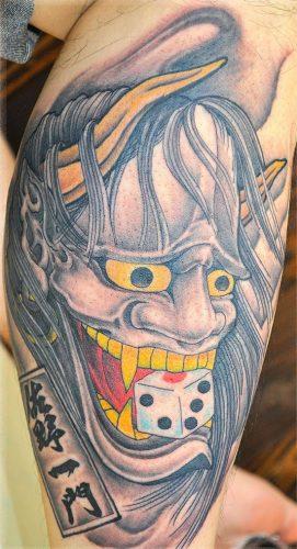 tatuajes de dados6
