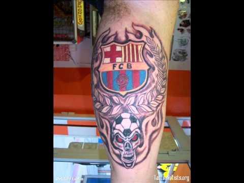 tatuajes barcelona futbol club14