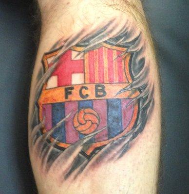 tatuajes barcelona futbol club16