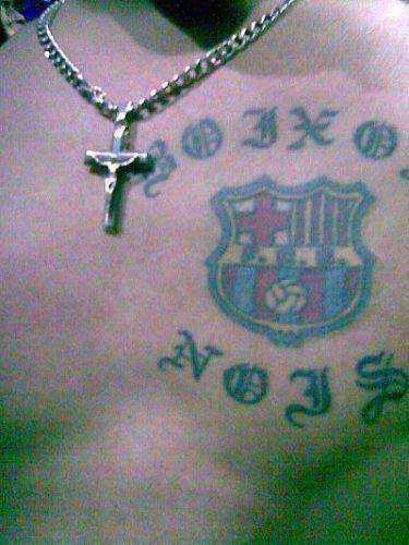 tatuajes barcelona futbol club24