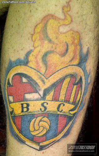 tatuajes barcelona futbol club7