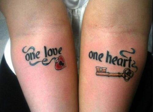 tatuajes de amor love26