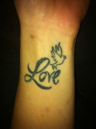 tatuajes de amor love7