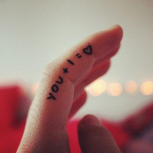 tatuajes de amor love8