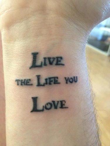 tatuajes de amor love9