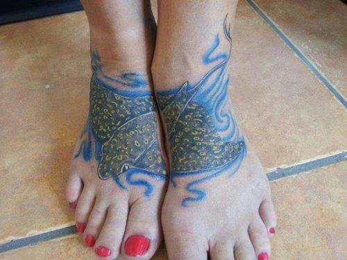 tatuajes de rayas de mar16